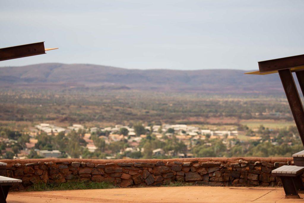 Photo of WA landscape